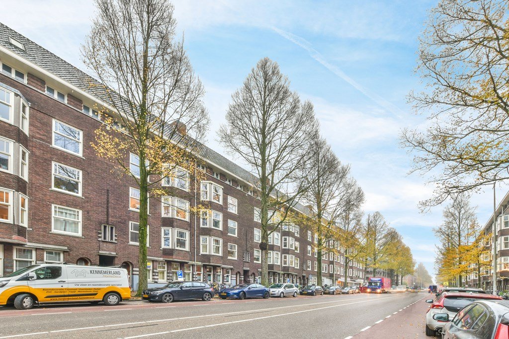 Haarlemmermeerstraat, Amsterdam