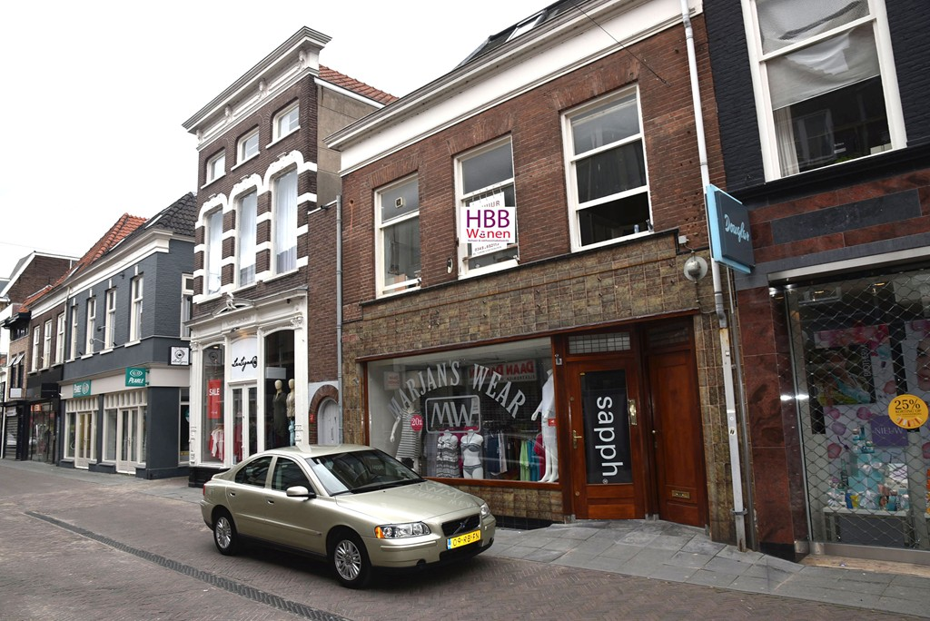Waterstraat, Tiel