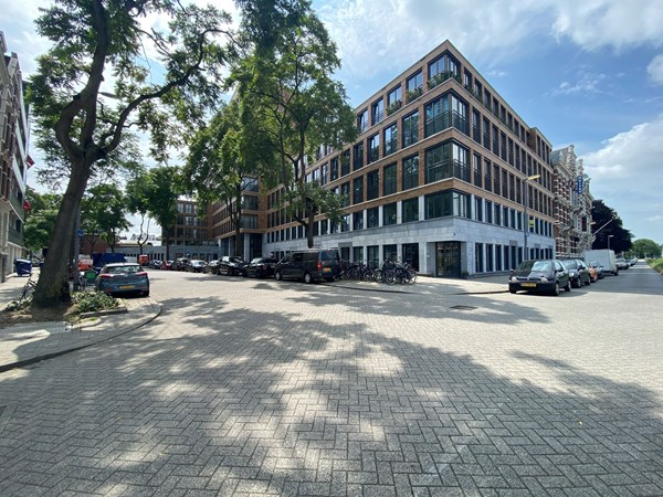 Rotterdam Van Vollenhovenstraat  3 308 4073751