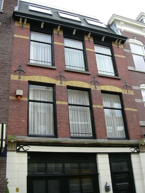 Nieuwe Molstraat, The Hague