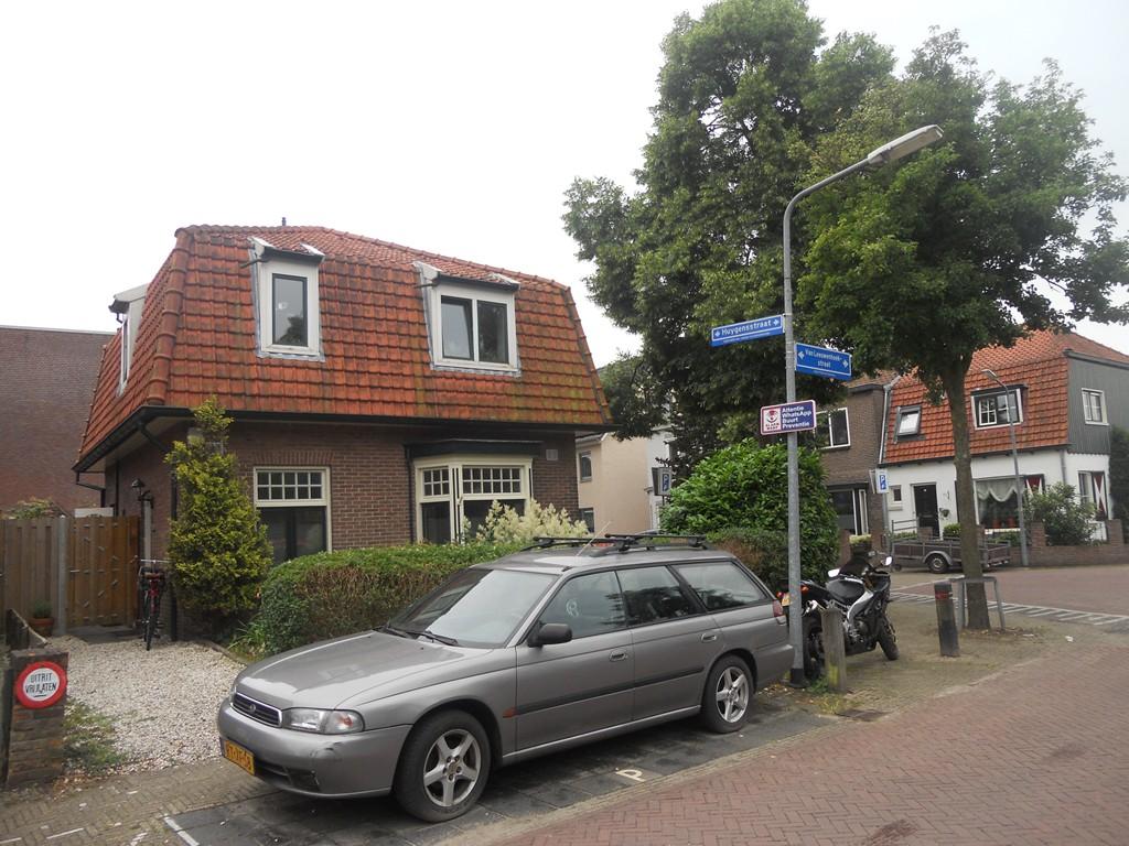 Van Leeuwenhoekstraat, Hilversum