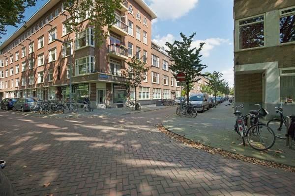 Van Vlooswijkstraat, Rotterdam