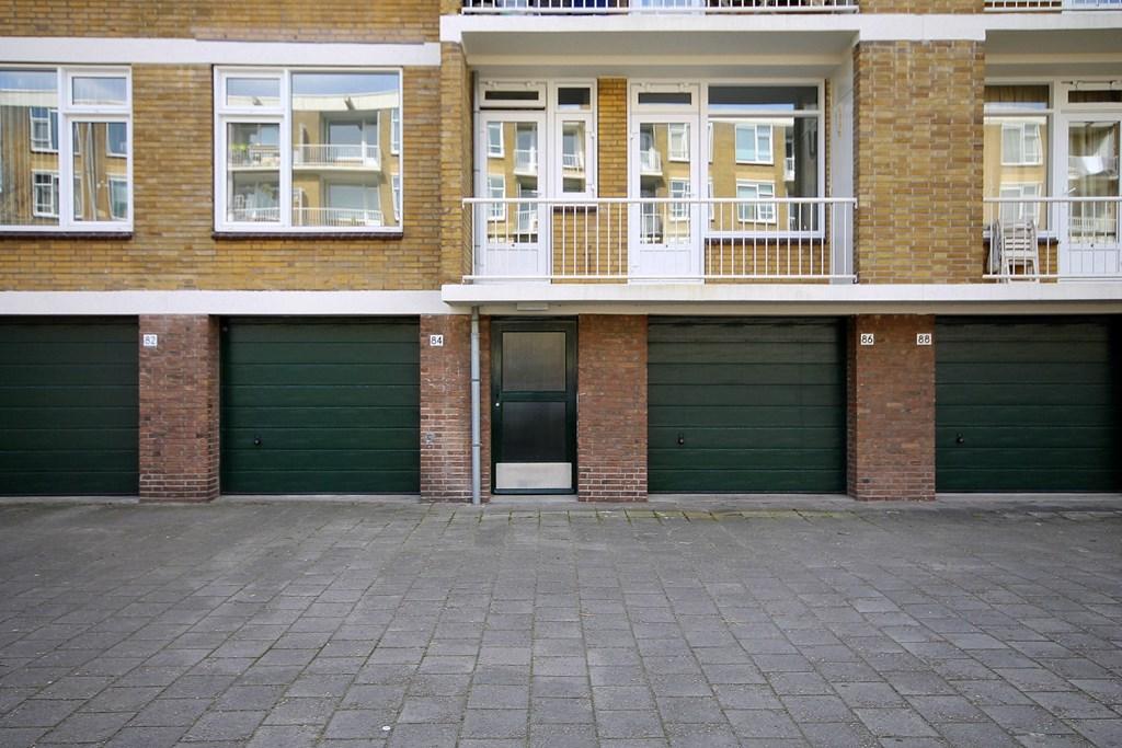Julius Rontgenstraat, The Hague
