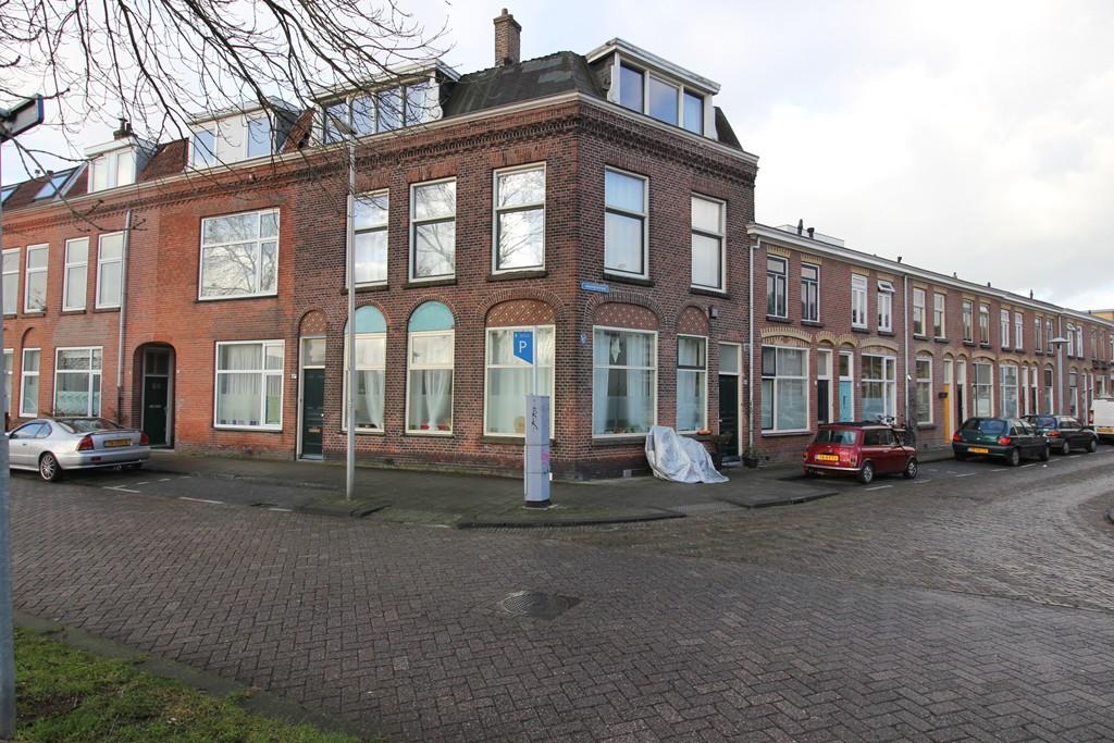 Jasmijnstraat, Utrecht