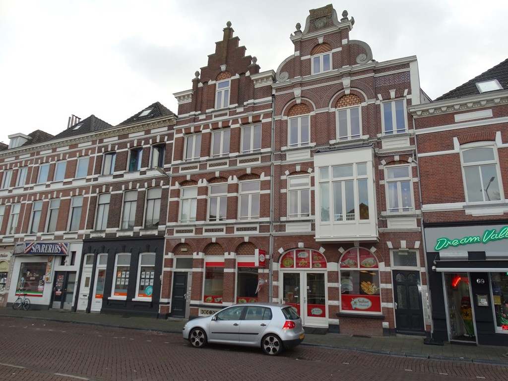 Nieuwe Haagdijk, Breda