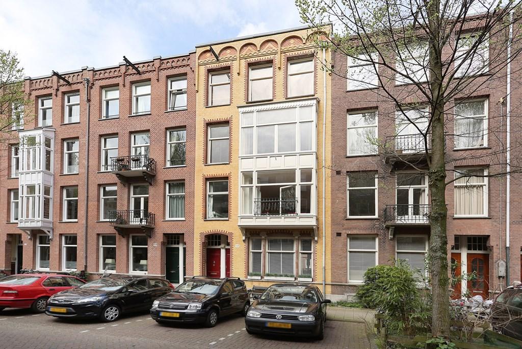 Johannes Verhulststraat, Amsterdam