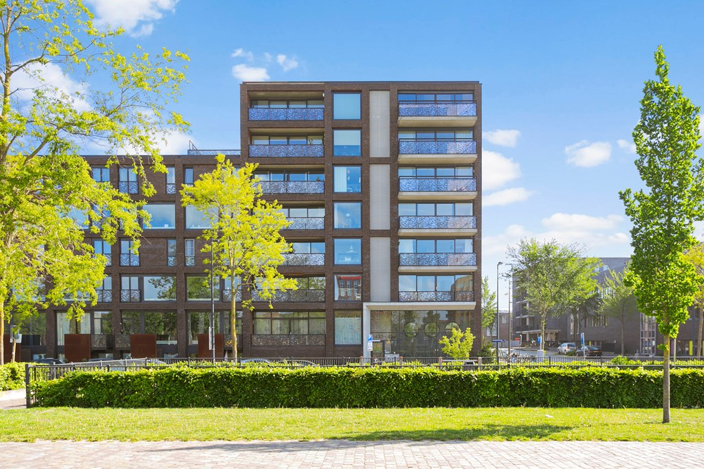 Eva Besnyostraat, Amsterdam