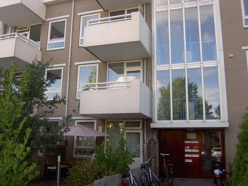 Meeuwenlaan, Amsterdam