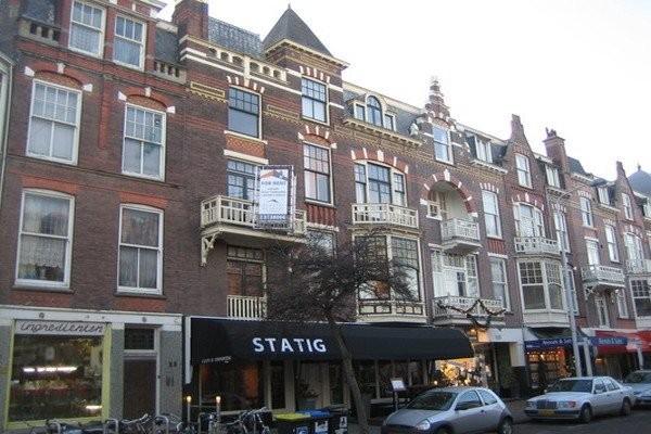 Aert van der Goesstraat, The Hague