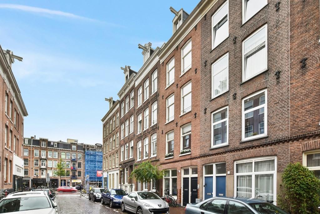 Frederiksstraat, Amsterdam