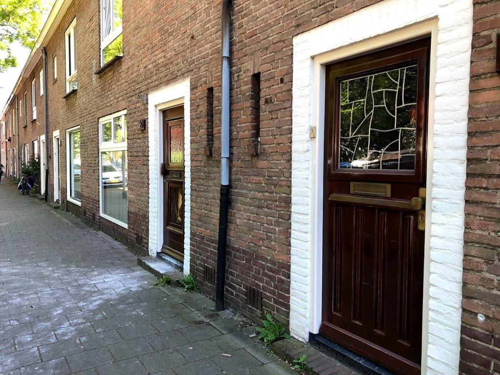 Danie Theronstraat, Tilburg