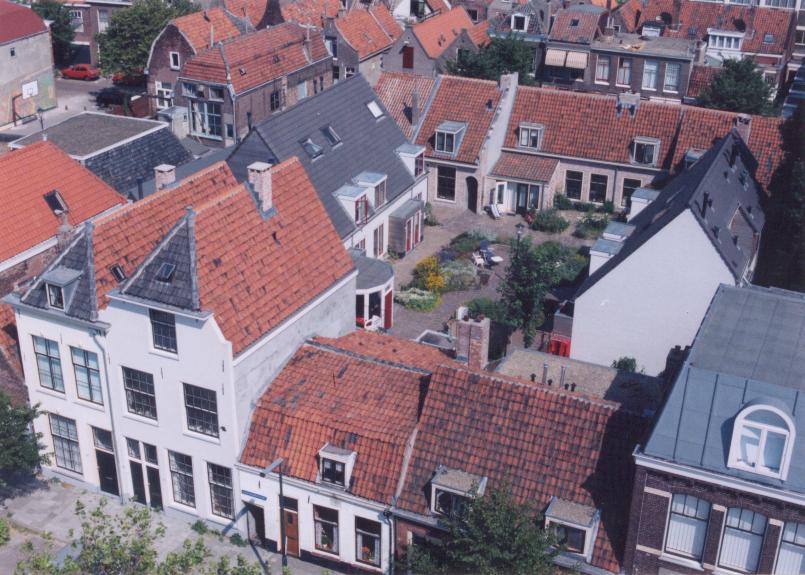 Zwartehandspoort, Leiden