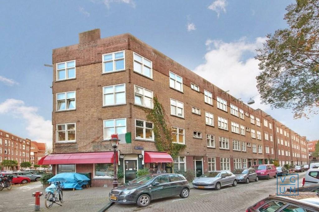 Karel du Jardinstraat, Amsterdam