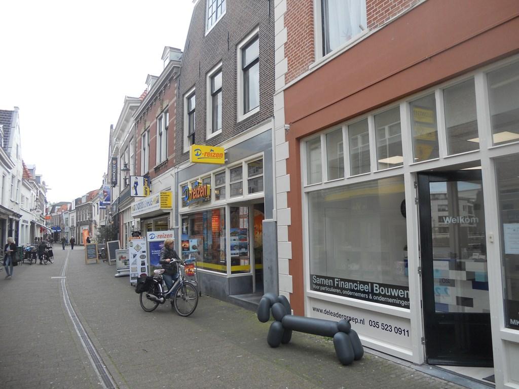 Appartement huren aan de Slijkstraat in Weesp