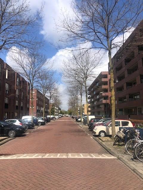 Willem Heselaarsstraat, Amsterdam