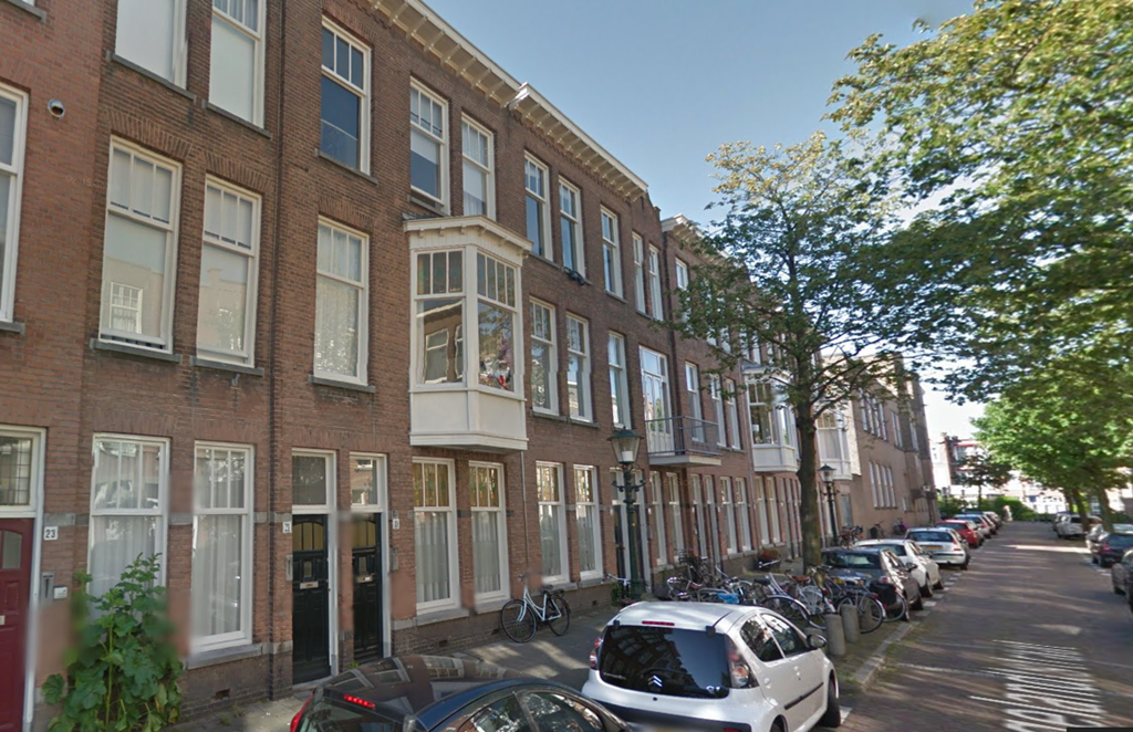Van Slingelandtstraat, The Hague