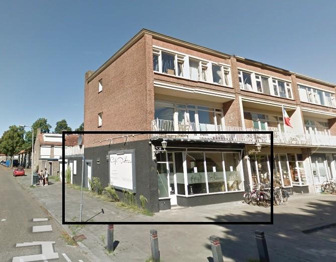 Thomas van Aquinostraat, Tilburg