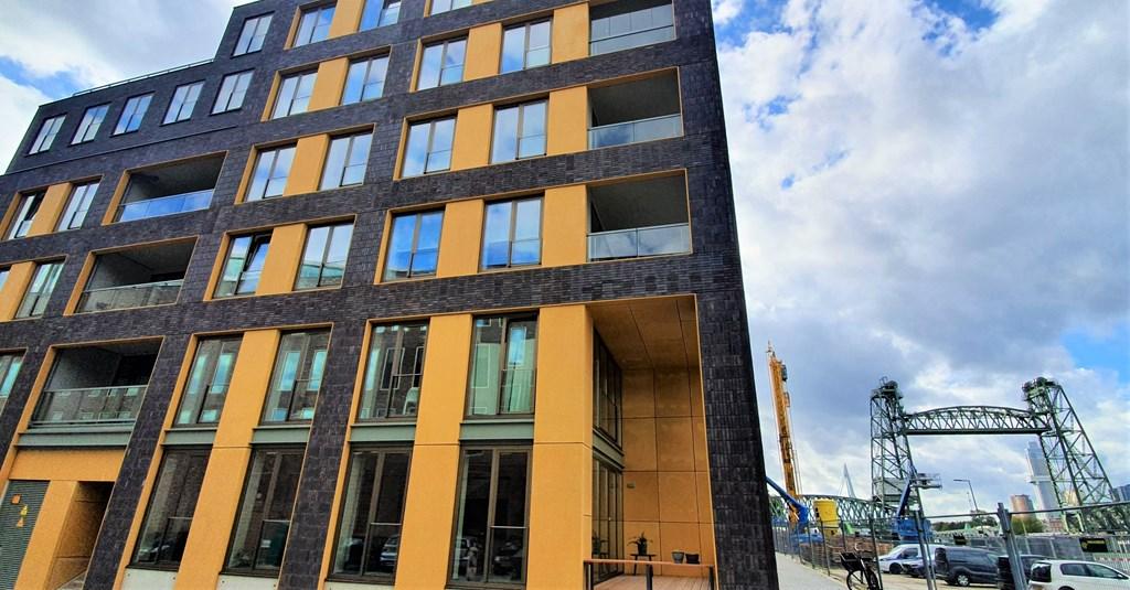 Nassaukade, Rotterdam