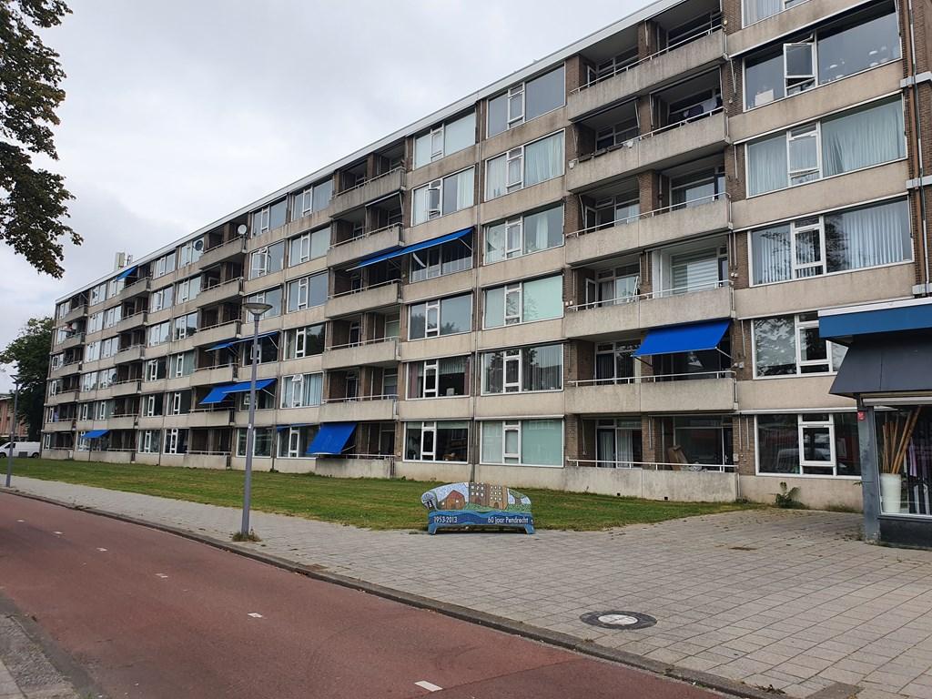 Kerkwervesingel, Rotterdam