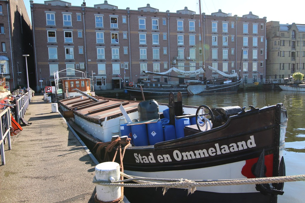 Van Diemenkade, Amsterdam