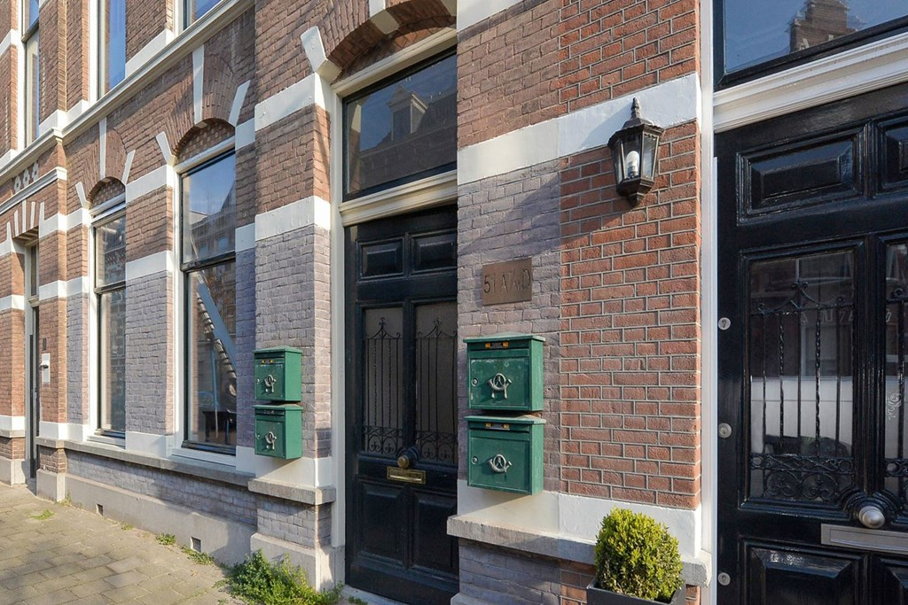 1E Sweelinckstraat, The Hague