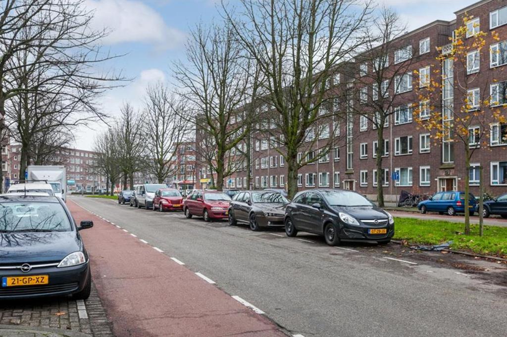 Van Maanenstraat, Rotterdam