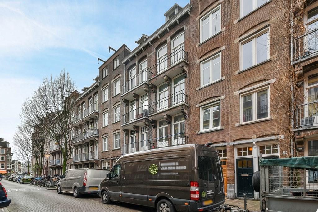 Rhijnvis Feithstraat, Amsterdam