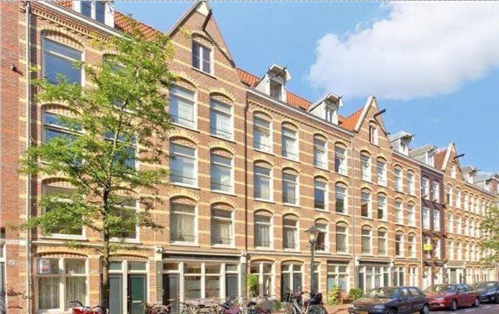 Joan Melchior Kemperstraat, Amsterdam