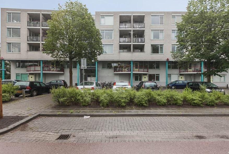 Aartsbisschop Romerostraat, Utrecht