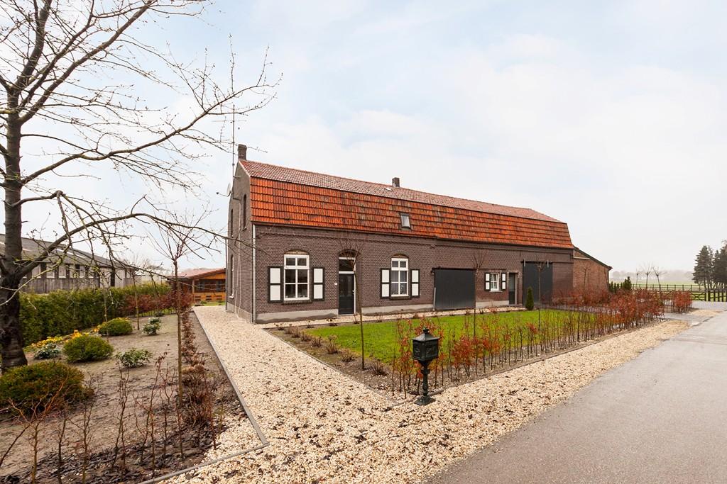 Boerenweg, Arcen