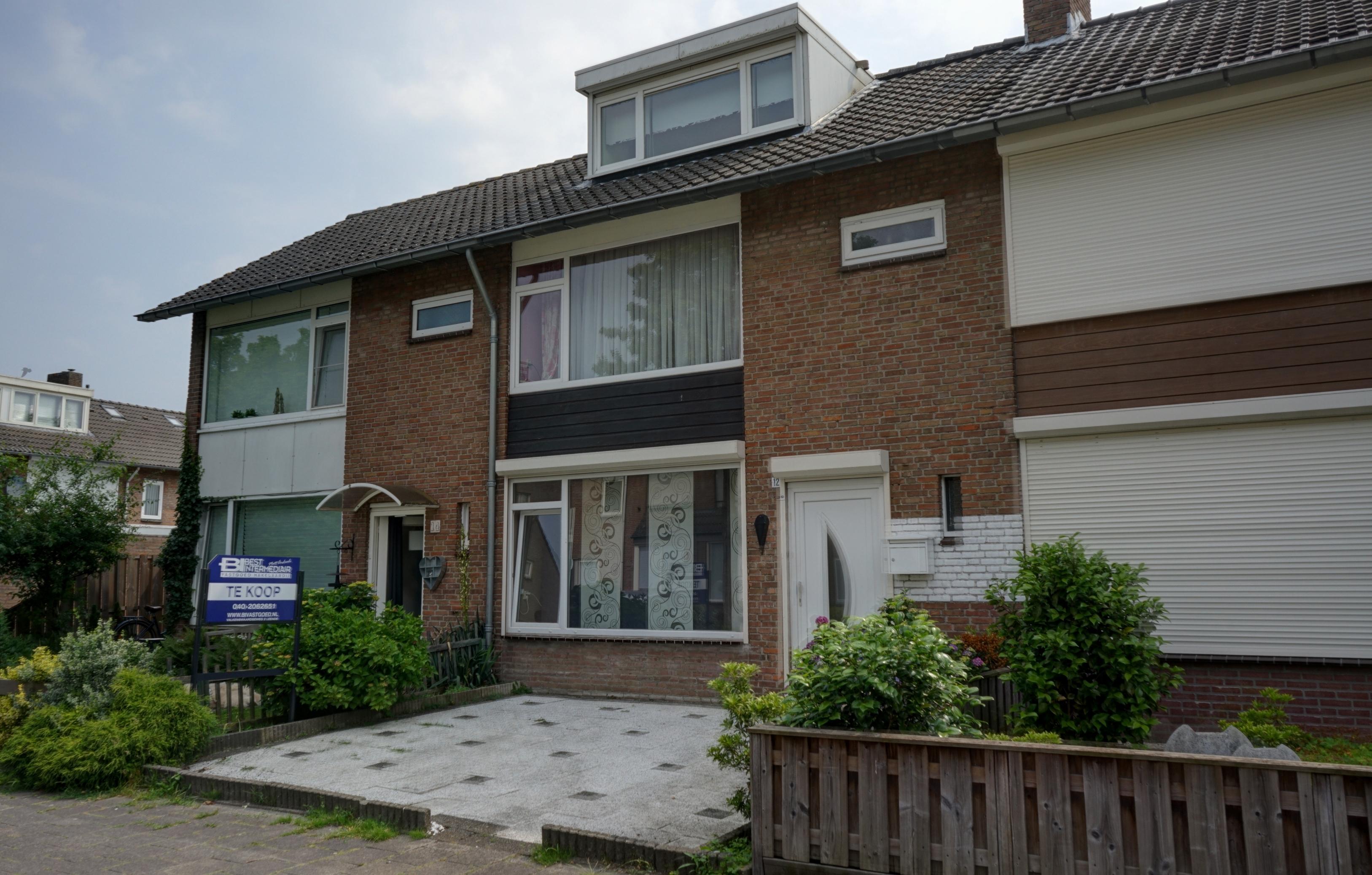 For sale: Generaal van Merlenstraat 12, 5623 GC Eindhoven  BIEDEN VANAF