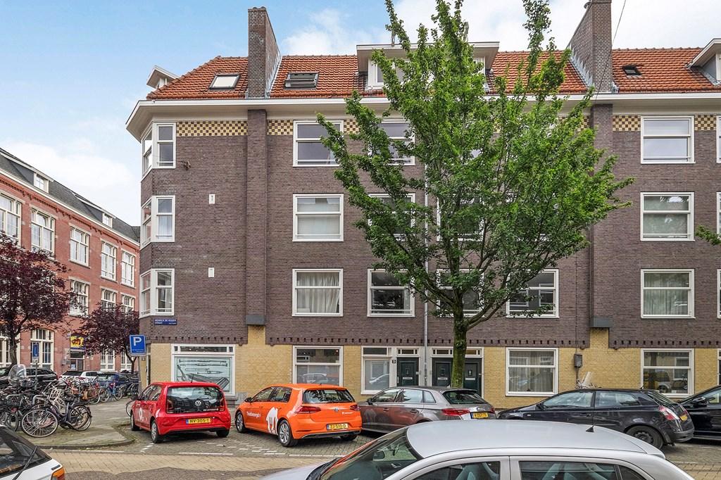 Henrick De Keijserstraat, Amsterdam