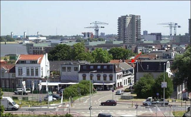 Bovenstraat, Rotterdam