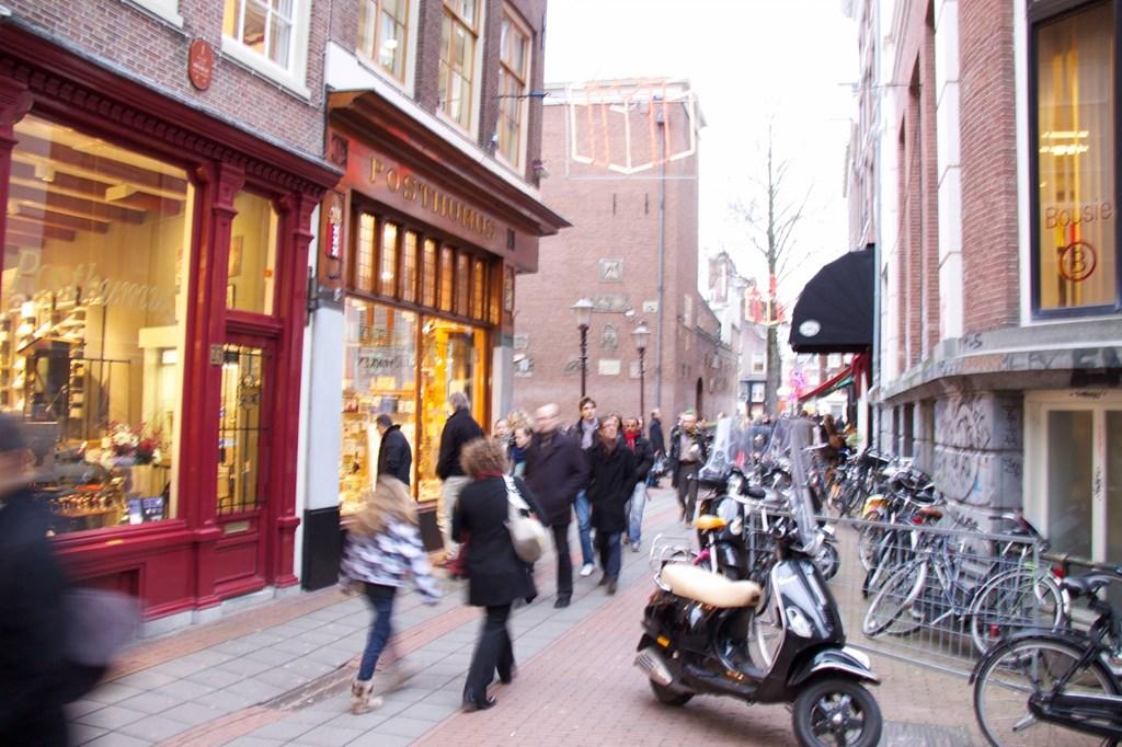 Sint Lucinsteeg, Amsterdam