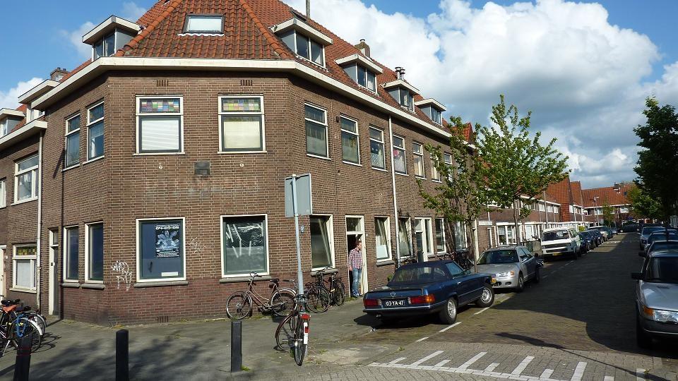 Begoniastraat, Utrecht