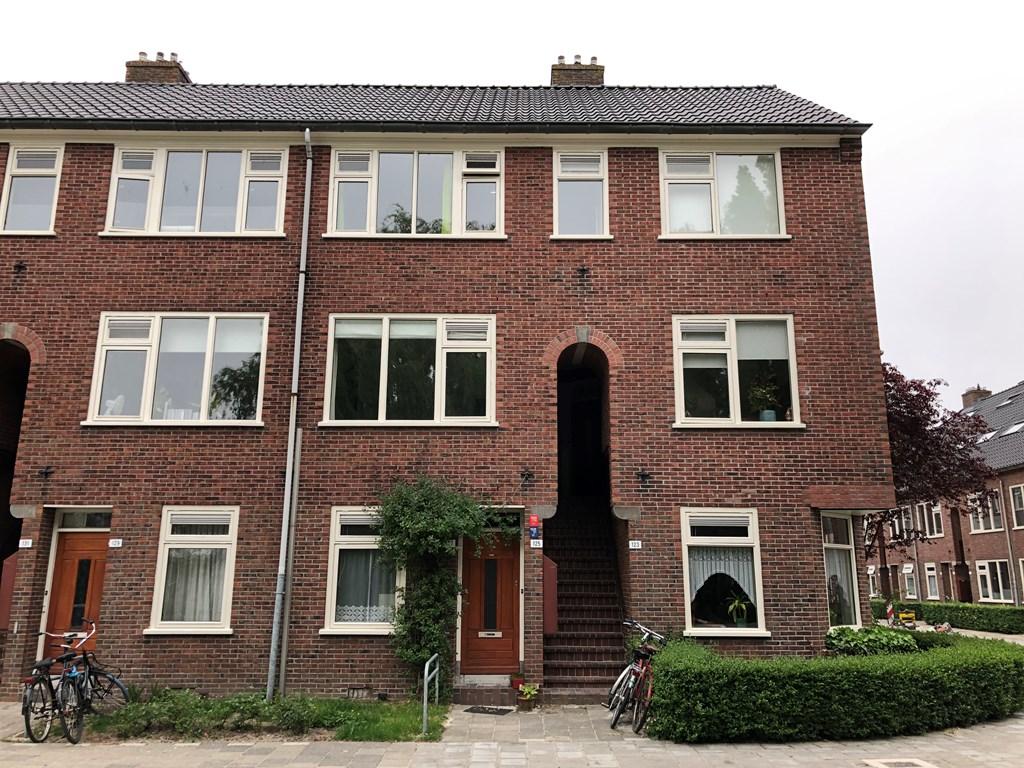 Adriaan Van Ostadestraat, Groningen