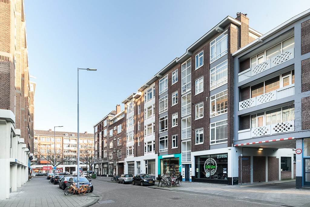 Goudsewagenstraat, Rotterdam