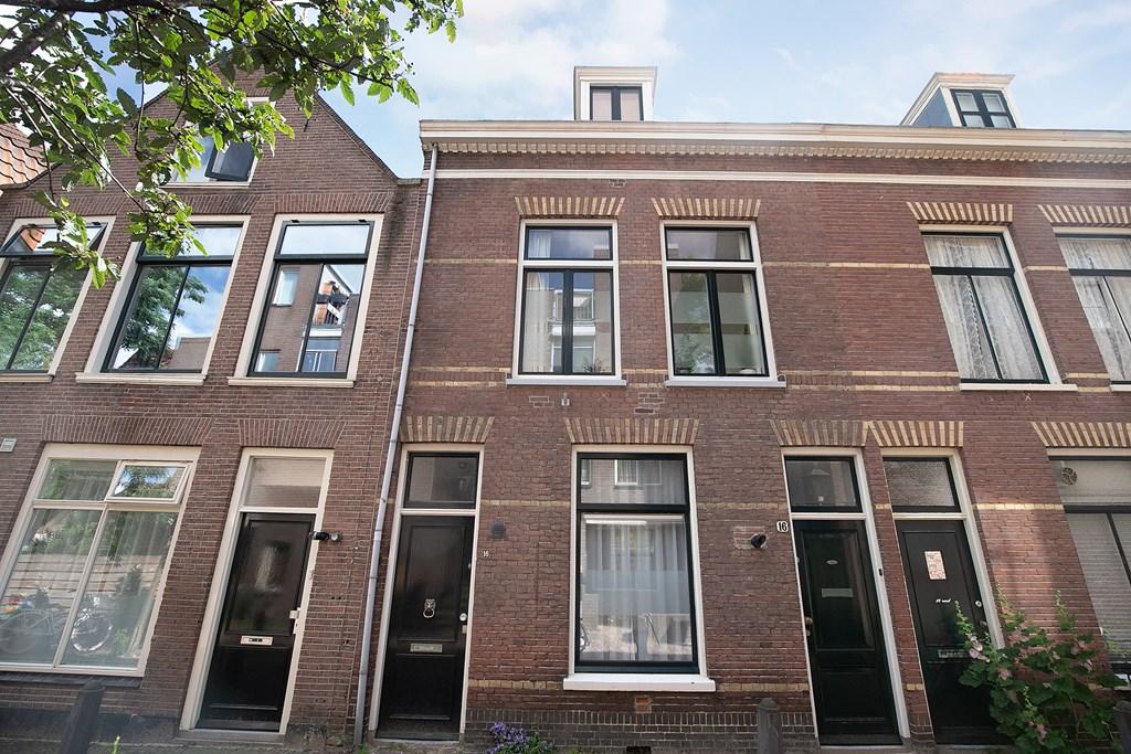 Magdalenastraat, Haarlem