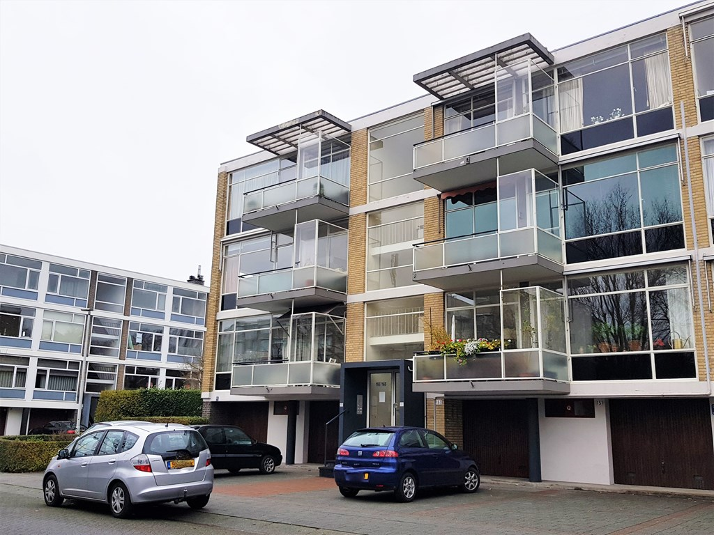 Louise De Colignylaan, Rotterdam