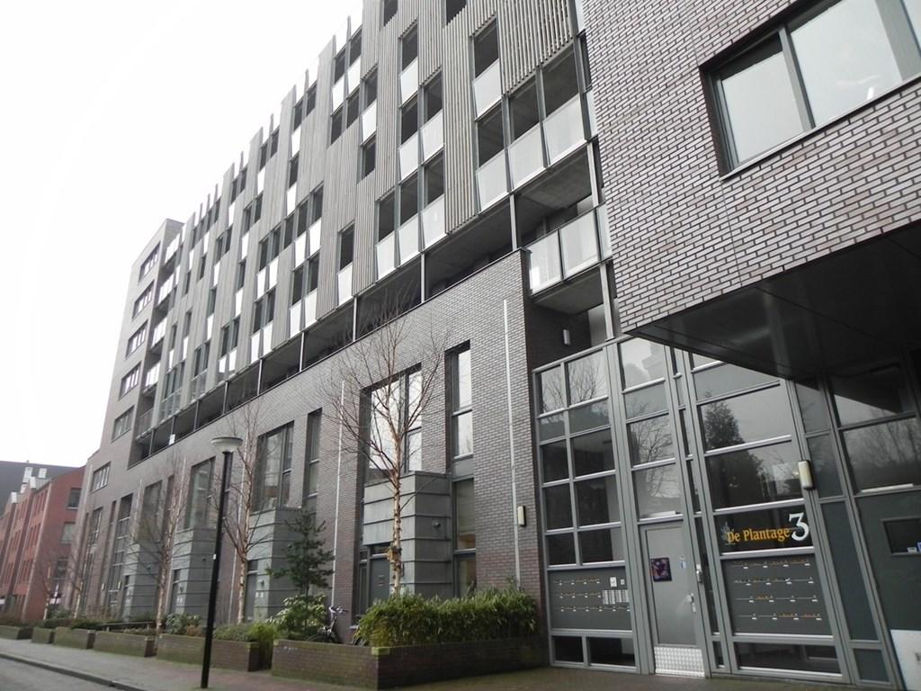 Appartement huren aan de Friesestraat in Amersfoort