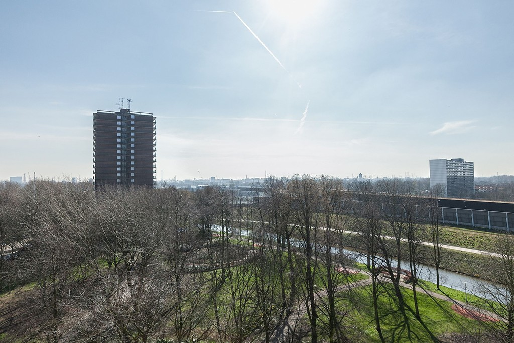 Chopinplein, Schiedam