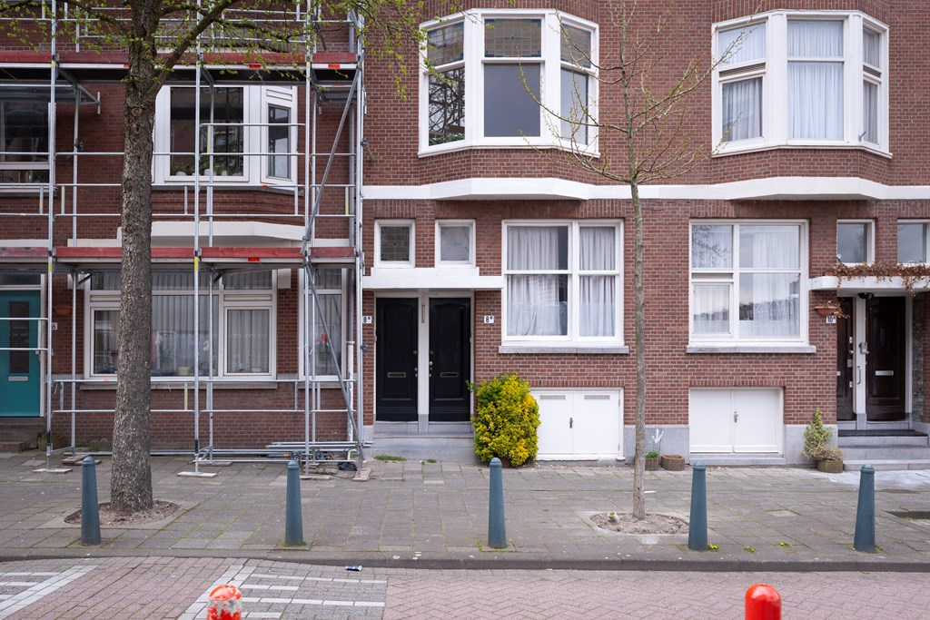 Taandersstraat, Rotterdam