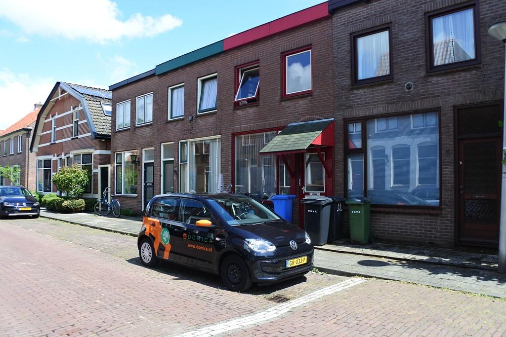 Matthias Withoosstraat, Amersfoort