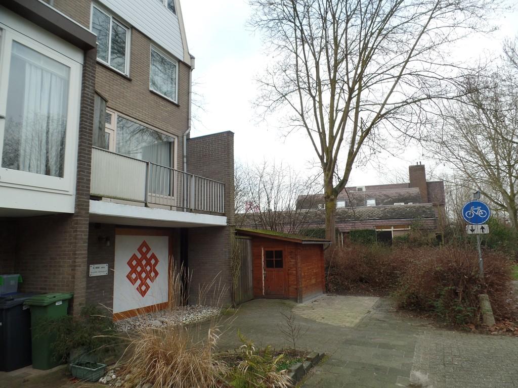 De Jonghlaan, Nieuwegein