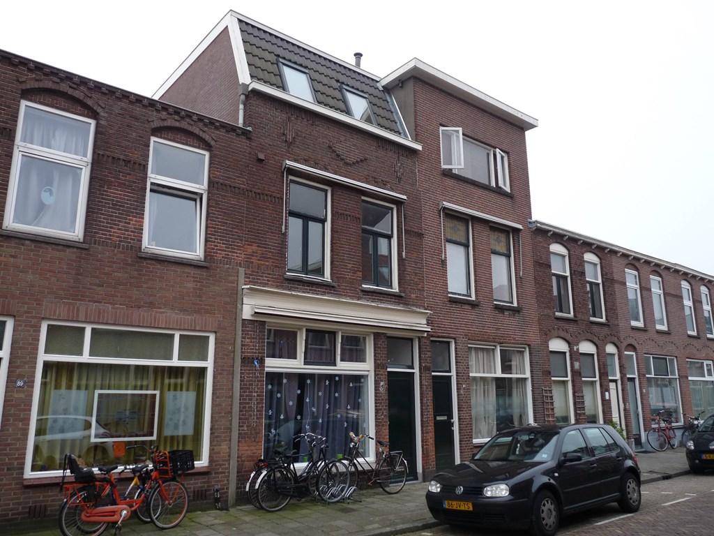 Amaliastraat, Utrecht