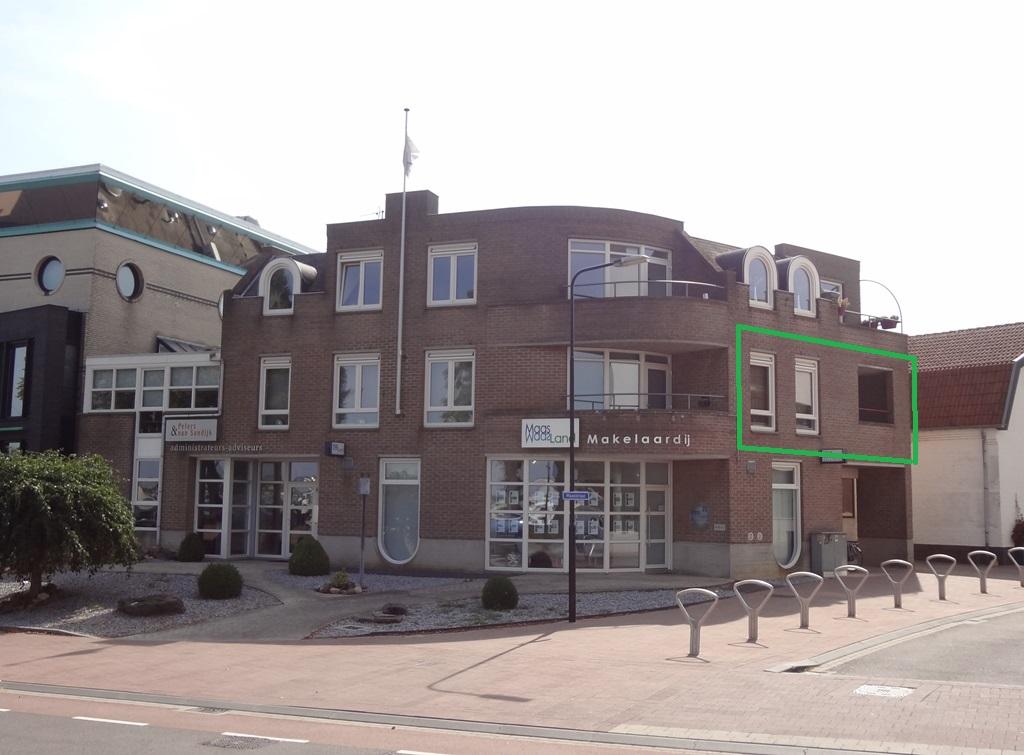 Verhuurd: Maasstraat 1A, 6051 CK Maasbracht
