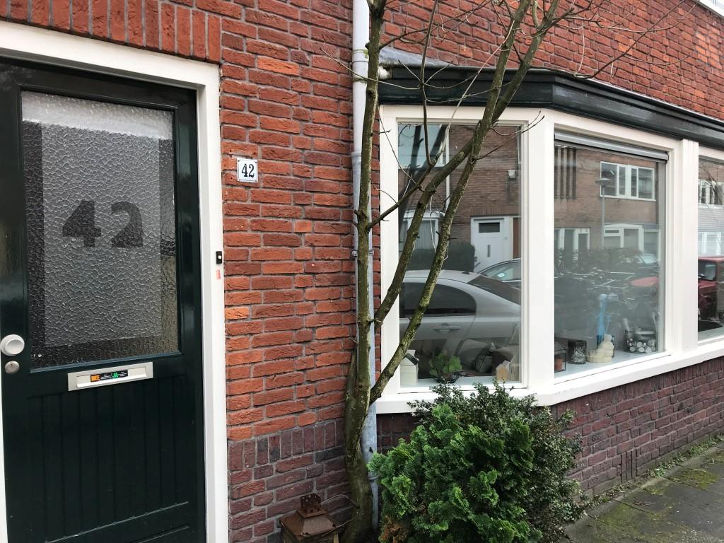 Bolksbeekstraat, Utrecht
