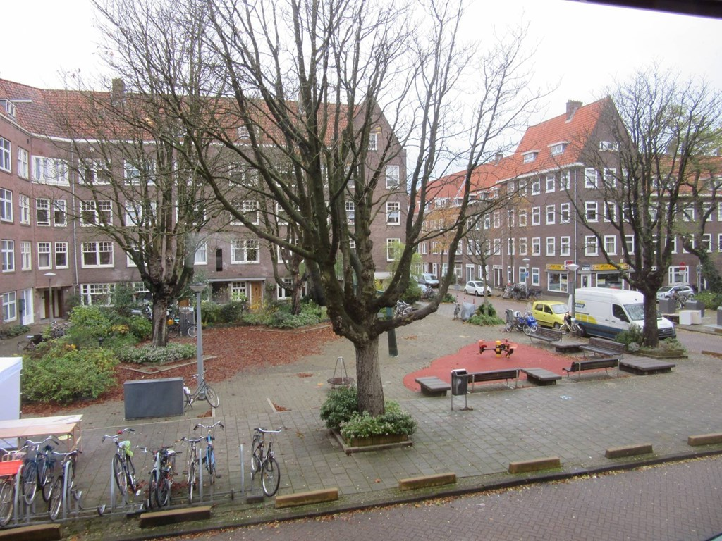 Bonaireplein, Amsterdam