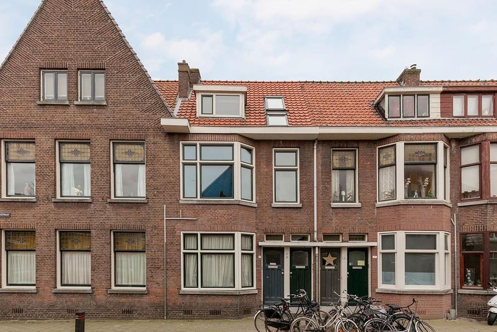 Pieter de Hooghstraat, Schiedam