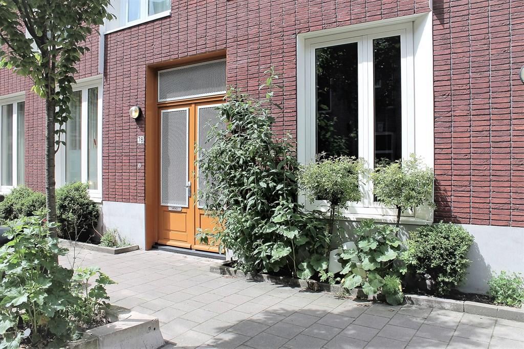 Sint Willibrordusstraat, Amsterdam